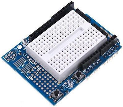 Модуль RC0109. Шилд прототипирования для Arduino Uno