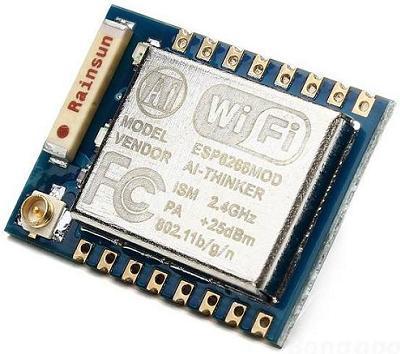Модуль RF053. WiFi модуль ESP8266 ESP-07