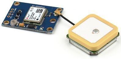 Модуль RF052. Ublox Neo-6M. GPS приёмник