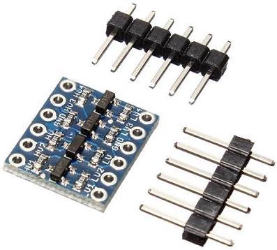 Модуль RP085. Преобразователь уровней 3,3 В и 5 В. Тип 2