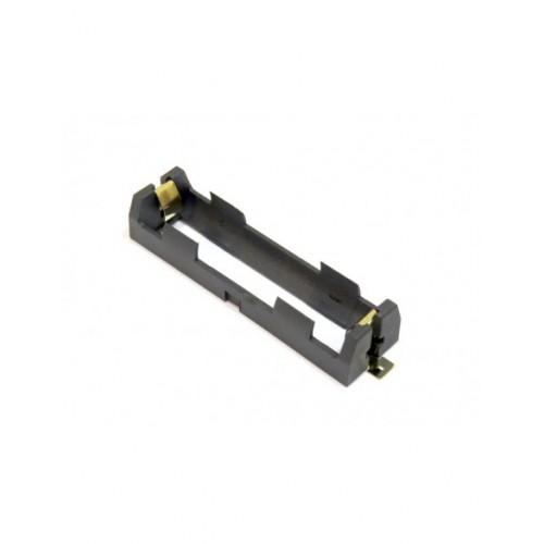 Батарейный отсек 1х18650 (SMD)