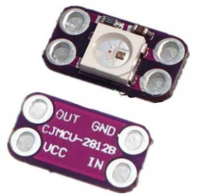 Модуль RL026. Светодиодный RGB модуль с контроллером WS2812. Тип 3