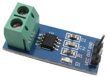 Модуль RA073. Датчик тока 30 А