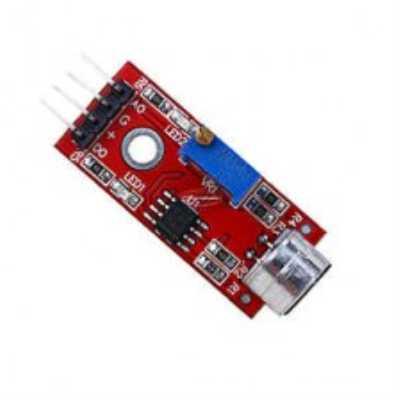 Датчик звука с цифровым и аналоговым выходами