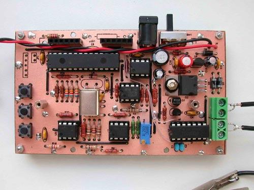 Схема esr метра приборов ремонтника есть измеритель esr электролитических конденсаторов и одна ошибка на схеме...