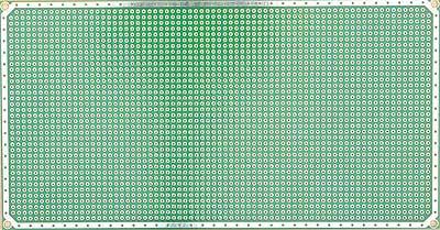 Плата печатная макетная 2DM_1L