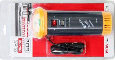 INVERTER 12 V -> 220 V AcmePower AP-DS150